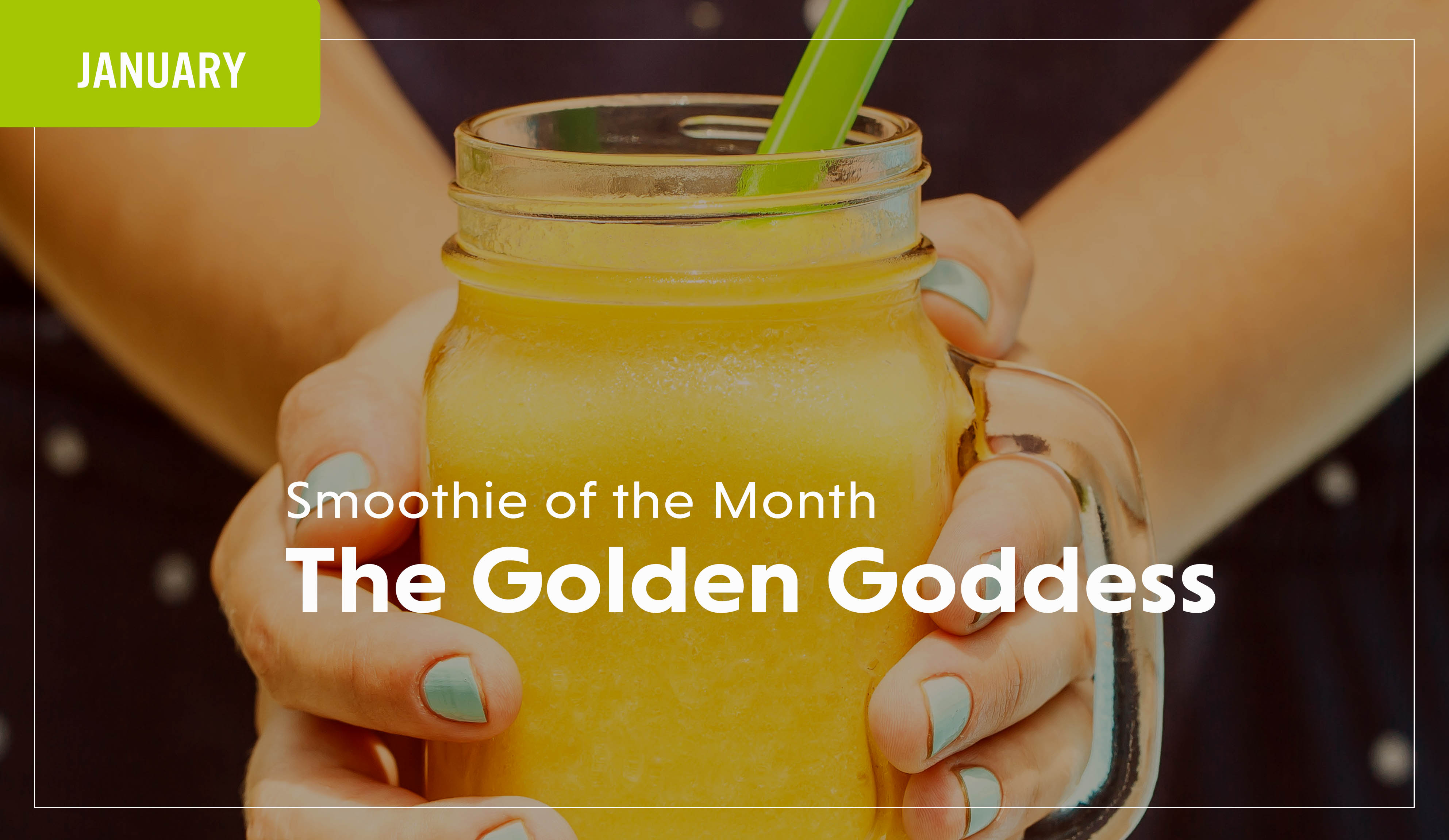 Golden Goddess Smoothie-2