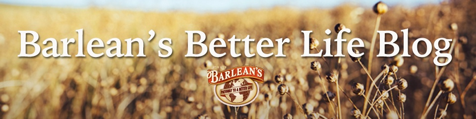 Barlean's Better Life Blog
